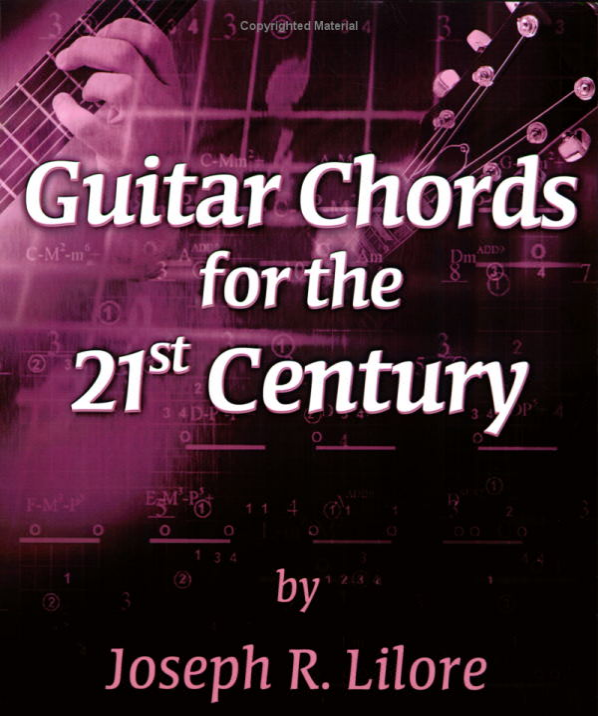 Picture of the book: Guitar Chords for the 21st Century